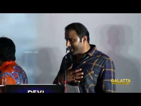 Udhayanidhi is a Born Hero - Director Jagadish | Galatta Tamil