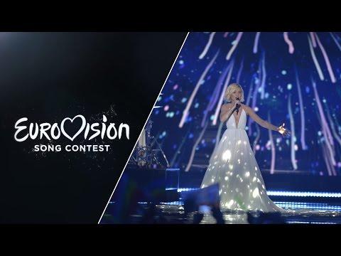 Polina Gagarina - A Million Voices (Russia) - LIVE at Eurovision 2015: Semi-Final 1 (видео)