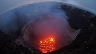 Why does the Hawaii Kilauea volcano keep erupting?