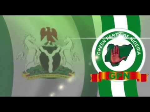 Jungle green party of nigeria GPA