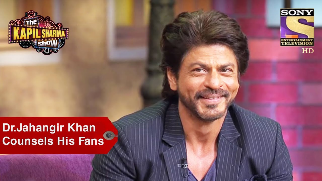 Dr.Jahangir Khan Counsels His Fans – The Kapil Sharma Show
