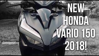 Video Review New Honda Vario 150 2018! - #67 Bahas Fitur, Tampilan dan Test Ride New Honda Vario 150 2018 MP3, 3GP, MP4, WEBM, AVI, FLV Mei 2018