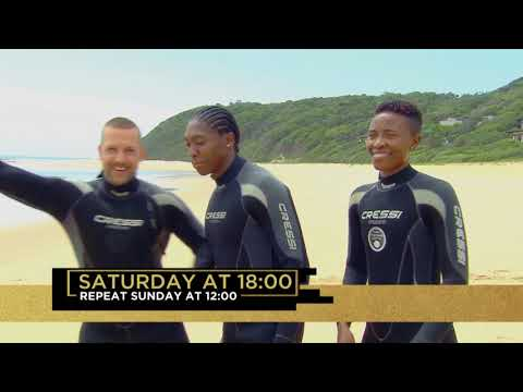 We explore Mozambique with Caster Semenya and Violet Raseboya