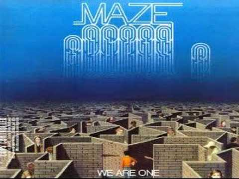 Video MAZE  ft Frankie Beverly  - We Are ONE 1983 download in MP3, 3GP, MP4, WEBM, AVI, FLV February 2017