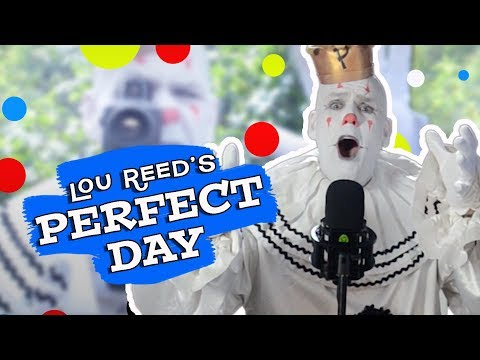 Puddles - Perfect Day (Lou Reed cover)