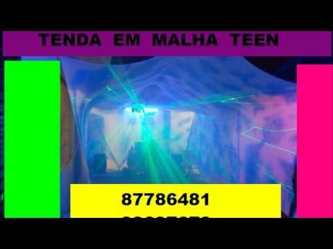 DJ  DISCOTECA  COMPLETA  COM  TENDA  EM  MALHAS  SSA