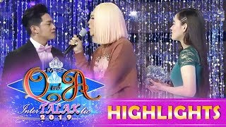 Video It's Showtime Miss Q and A: Ion tells Vice and Jackque not to judge him MP3, 3GP, MP4, WEBM, AVI, FLV Maret 2019