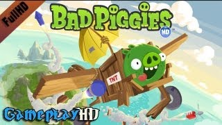 Видео в Bad Piggies