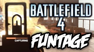 Battlefield 4: Beta - Funtage! - (BF4: Multiplayer Funny Moments)