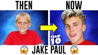 Video YouTubers Then And Now 2017 (Jake Paul, PewDiePie, DanTDM, Logan Paul) MP3, 3GP, MP4, WEBM, AVI, FLV Desember 2017