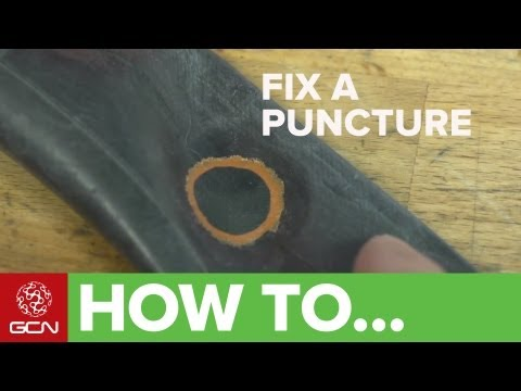 Video How To Fix A Bike Puncture - Repairing An Inner Tube download in MP3, 3GP, MP4, WEBM, AVI, FLV January 2017