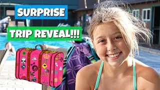 Don't forget to subscribe! http://www.youtube.com/theweisslifeIn today's family vlog - The day is finally here! We reveal where we are going in this surprise trip reveal for our family summer vacation and give you a room tour of our hotel! We are so excited to be able to share our adventures with you over the next few days!*Follow us on Instagram, Facebook and Twitter to stay up to date on our family and the new baby!Instagram: http://www.instagram.com/theweissfamFacebook: http://www.facebook.com/theweisslifeTwitter: http://twitter.com/TheWeissLifeMusical.ly: The Weiss LifeVideo filmed with: Canon PowerShot G7 X Mark II http://amzn.to/2iPmFMO (Affiliate link)Support us on Patreon: https://www.patreon.com/theweisslifeSend Us Mail!The Weiss Life69 Lincoln Blvd. Suite-A #267Lincoln, CA 95648THE WEISS LIFE is a fun family vlog channel that features the Weiss family! We do fun Challenges, Giveaways, Family Vlogs, Mommy & Pregnancy Vlogs, Build A Bear, Toys, Holidays like Halloween, Christmas & Easter, Birthday Parties, Gymnastics, Sidewalk Super Girls Superhero Skits, Costume Fashion Shows, videos from our Travel Adventures and other Family Fun!Production Music courtesy of  www.epidemicsound.com