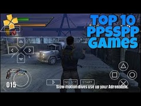 Top 10 Open World PPSSPP (PSP) Games With Download Links | Highly Compressed 2019
