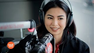 "Video Glaiza De Castro covers ""Bizarre Love Triangle"" LIVE on Wish 107.5 Bus MP3, 3GP, MP4, WEBM, AVI, FLV Januari 2018"