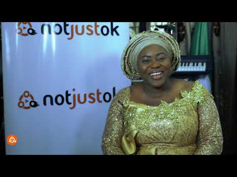 Evang. Toyin Leshi Talks 'My Love Song' Album, Gospel Music & Future Plans | notjustOk TV