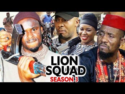 LION SQUAD SEASON 3 - (Zubby Micheal New Movie) 2019 Latest Nigerian Nigerian Nollywood Movie