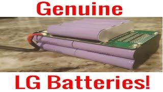 LG 36V 4.4AH BATTERY PACK 18650 EBIKE VAPE POWERWALL BATTERIES 20 CELLS BMS(10S 2P) @ Ebay:...