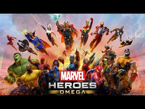 Marvel Heroes Omega announces its PlayStation 4 Open Beta launch!