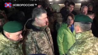 """Порошенко и """"временная украинская оккупация Донбасса"""""""