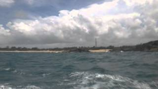 7. Riding a Yamaha Waverunner VX Cruiser