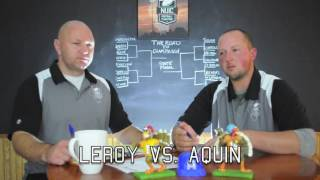 2016 Playoffs - Round 2 |  1A Match Ups