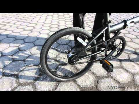speed p8 folding bike - http://www.nycewheels.com/dahon-folding-bike-speed-uno.html The Dahon Speed Uno folding bike takes all of the awesome elements of a single-speed city bike an...