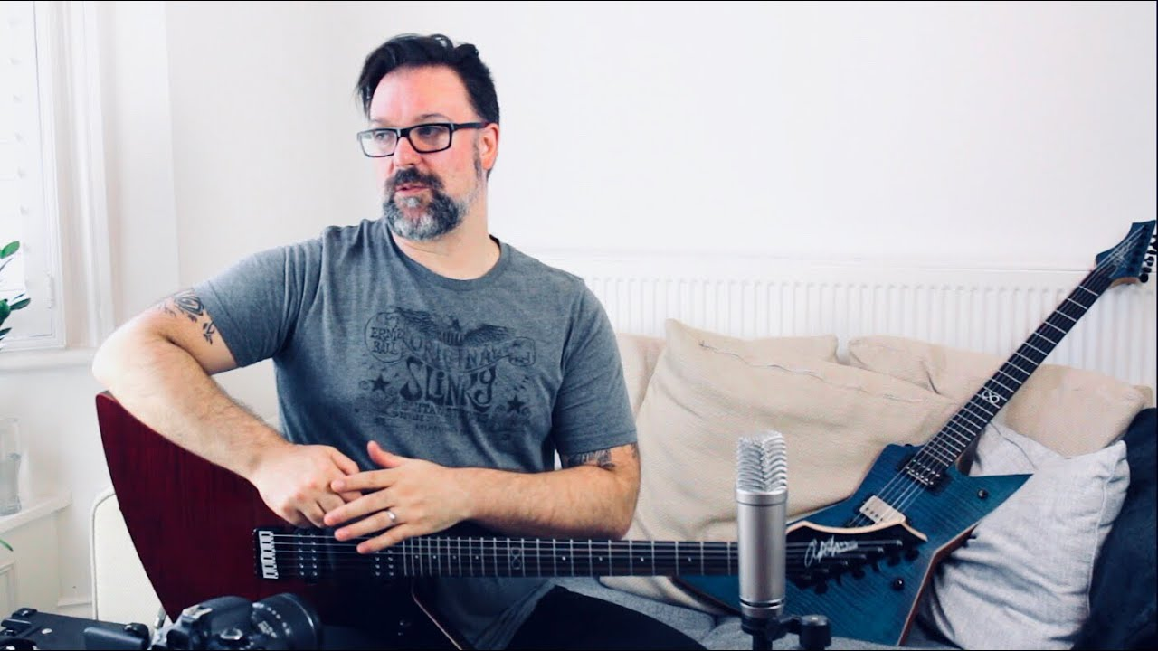 The Video I Almost Didn't Upload – Warning Guitar Theory Content