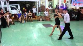 FDC - Vũ điệu Chachacha giao lưu của đoàn khiêu vũ Bắc Ninh tại Đồ Sơn đêm 21.6.2015