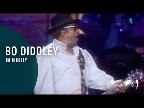 """Bo Diddley - Bo Diddley (From """"Legends of Rock 'n' Roll"""" DVD)"""