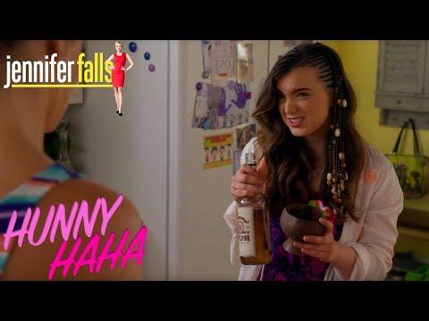 Staycation | Jennifer Falls S1 EP5 | Full Episodes
