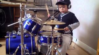 Video System Of A Down - Chop Suey drum cover, 4-Year-Old Drummer MP3, 3GP, MP4, WEBM, AVI, FLV Maret 2018