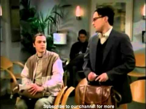 The Big Bang Theory Unaired Pilot Scene 1