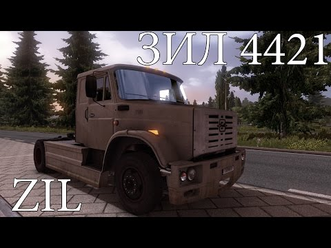 Zil 4421 (Fixed V1.24)
