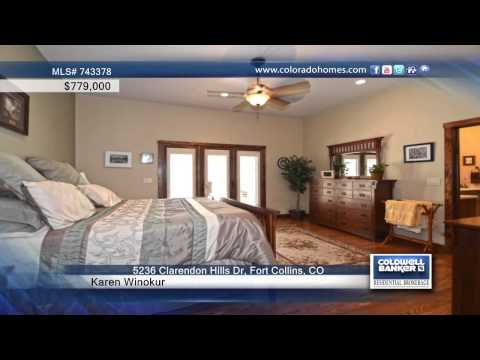 5236 Clarendon Hills Dr  Fort Collins, CO Homes for Sale | coloradohomes.com