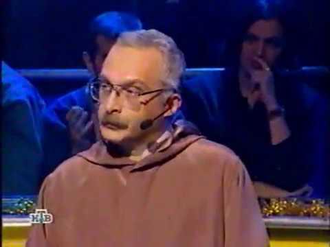 Своя игра. Подольный - Друзь - Эдигер (27.12.2003) (видео)