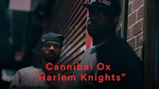 Cannibal Ox  Harlem Knights Official Music Video