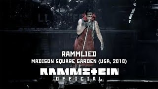 Madison (IN) United States  city photos : Rammstein - Rammlied (Live from Madison Square Garden)
