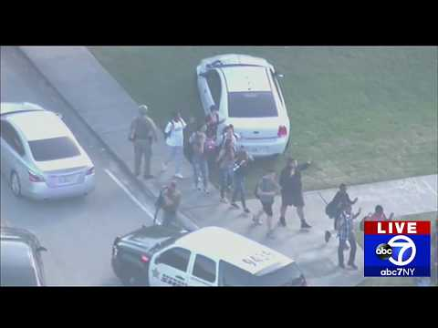High school shooting reported in Parkland, Florida