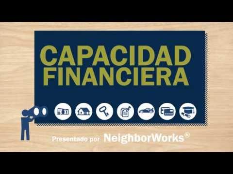 ¿Qué es la capacidad financiera?