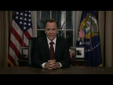 President Kirkman's Amazing Speech to the Nation [Designated Survivor]