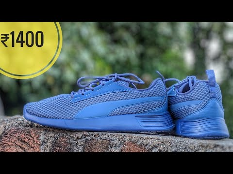 Puma ST Trainer Evo v2 Sneakers Unboxing.