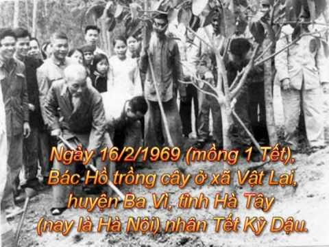 Thơ chúc Tết của Bác Hồ năm 1968