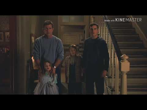 """Best Scene of """"Signs 2002"""" Movie - Father consoling his son"""