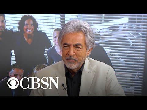 "Joe Mantegna on ""Criminal Minds"" farewell"
