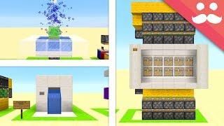 Video 10 PRETTY REDSTONE Builds in Minecraft! MP3, 3GP, MP4, WEBM, AVI, FLV November 2018
