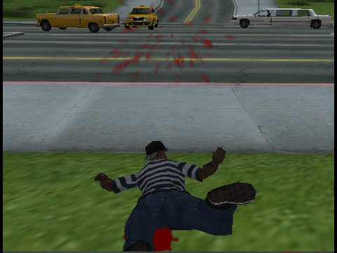 Gta San Andreas SPLAT! Fall Deaths 2