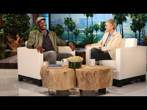 Von Miller Chats With Ellen