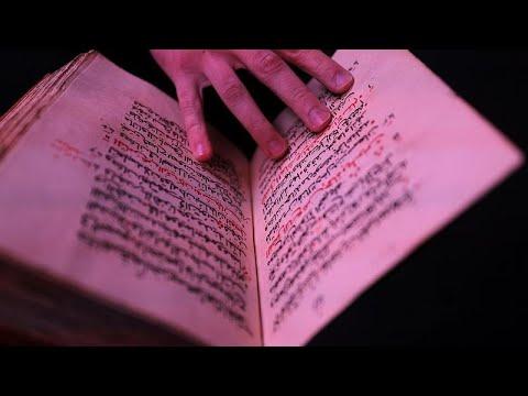 Αγία Αικατερίνη Σινά: Ψηφιοποιούνται παλιά χριστιανικά χειρόγραφα…