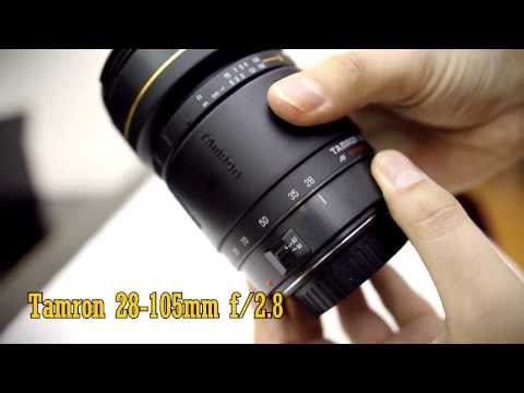 , title : 'Weird lens reviews: Tamron 28-105mm f/2.8 with samples (full frame and APS-C)'