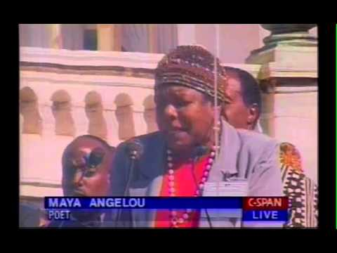 Tribute to Maya Angelou (1928-2014) - Her Million Man March Message